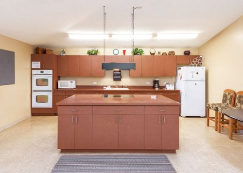 Clubhouse-Kitchen