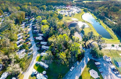 Seasons in the Sun RV Resort Aerial View 2