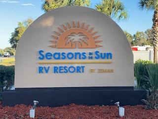 seasons in the sun RV resort